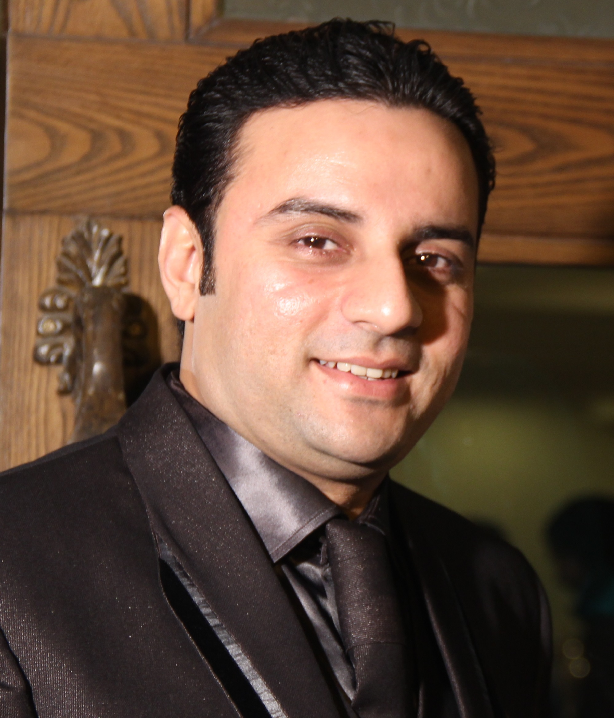 Mr. Afnan Ali - Group Head of Information Technology