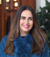Mrs. Aamna Taseer - Chairperson